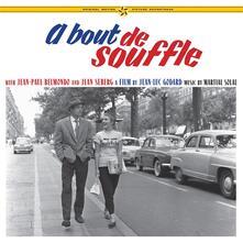 A bout de souffle (Colonna sonora) (Deluxe Gatefold) - Vinile LP di Martial Solal