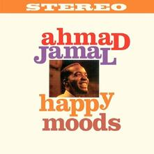 Happy Moods (180 gr. Remastered Limited Edition + Bonus Track) - Vinile LP di Ahmad Jamal