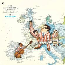 In Europe (180 gr. Remastered Limited Edition) - Vinile LP di Dave Brubeck