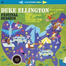Festival Session (180 gr. + Bonus Track) - Vinile LP di Duke Ellington