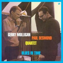 Blues in Time (180 gr. Limited Edition) - Vinile LP di Paul Desmond,Gerry Mulligan