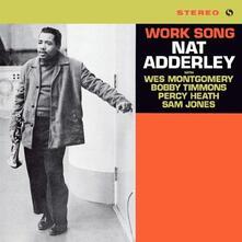 Work Song (HQ Limited) - Vinile LP di Nat Adderley