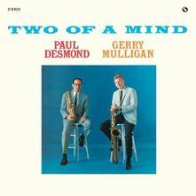 Two of a Mind (HQ Limited) - Vinile LP di Paul Desmond,Gerry Mulligan