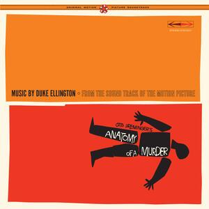 Anatomy of a Murder (Colonna Sonora) - Vinile LP di Duke Ellington