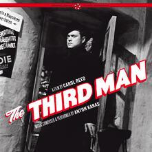 The Third Man (Colonna sonora) - Vinile LP di Anton Karas