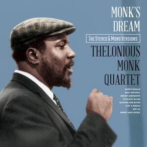 Monk's Dream. Original Stereo & Mono Versions - Vinile LP di Thelonious Monk