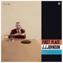 First Place - Vinile LP di J. J. Johnson