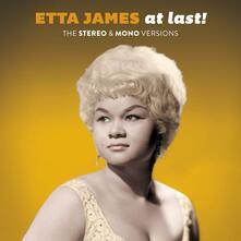 At Last! The Original Stereo & Mono Versions - CD Audio di Etta James