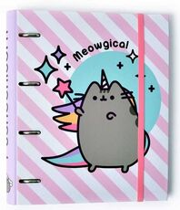 Cartoleria Quaderno copertina ad anelli Premium Pusheen the Cat Erik