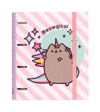 Cartoleria Quaderno copertina ad anelli Premium Pusheen the Cat Erik