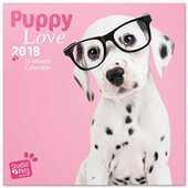 Cartoleria Calendario 2018 Studio Pets. Cagnolini 30 x 30 cm Erik