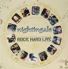 Rock Hard Live (Limited Edition) - Vinile LP di Nightingale