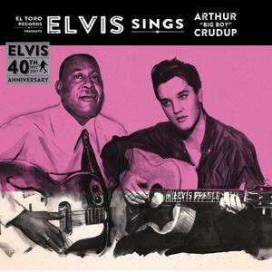Elvis Presley - Sings Arthur 'big Boy' - Vinile 7''