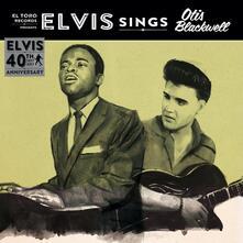 Sings Otis Blackwell - Vinile LP di Elvis Presley