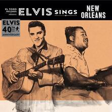 Sings New Orleans - Vinile LP di Elvis Presley