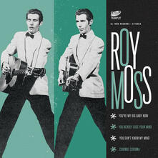 You're My Big Baby Now - Vinile LP di Roy Moss