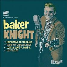 Knight, Baker - Bop Boogie to the Blues - Vinile 7''