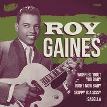Worried 'bout You Baby Ep - Vinile LP di Roy Gaines