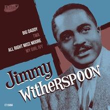 Big Daddy Ep - Vinile LP di Jimmy Witherspoon