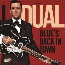 Al Dual - Blue's Back in Town ep - Vinile 7''