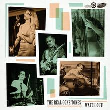 Real Gone Tones - Watch Out! ep - Vinile 7''