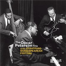At the Stratford Shakespearean Festival - Vinile LP di Oscar Peterson