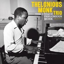 Unique Thelonious Monk - Vinile LP di Thelonious Monk