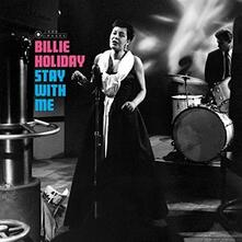 Stay with Me - Vinile LP di Billie Holiday