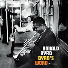 Byrd's Word - Vinile LP di Donald Byrd