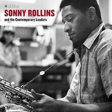 Sonny Rollins & the Contemporary Leaders - Vinile LP di Sonny Rollins