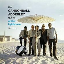 At the Lighthouse - Vinile LP di Julian Cannonball Adderley