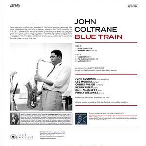 Blue Train - Vinile LP di John Coltrane - 2