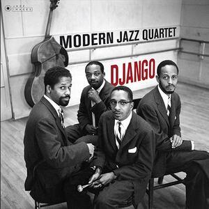 Django - Vinile LP di Modern Jazz Quartet