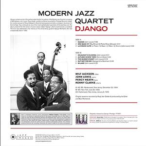 Django - Vinile LP di Modern Jazz Quartet - 2