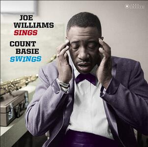 Joe Williams Sings, Count Basie Swings - Vinile LP di Count Basie,Joe Williams