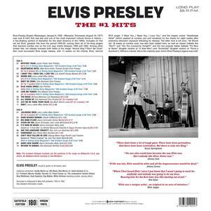 The #1 Hits - Vinile LP di Elvis Presley - 2