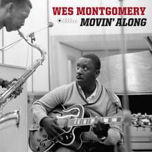 Movin Along - Vinile LP di Wes Montgomery
