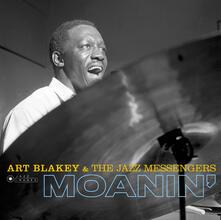 Moanin' (Gatefold Sleeve) - Vinile LP di Art Blakey,Jazz Messengers