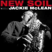 New Soil (Gatefold Sleeve) - Vinile LP di Jackie McLean
