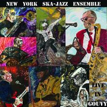 Live in Gouvy - Vinile LP di New York Ska Jazz Ensemble