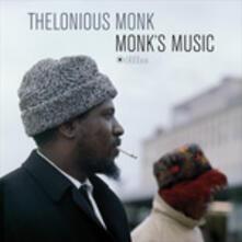 Monk's Music (Hq Limited Edition) - Vinile LP di Thelonious Monk