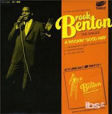 Brook Benton The Singer & The Songwriter - Vinile 7''