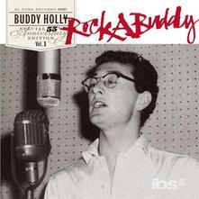 Rockabuddy (55th Anniversary Special Edition) - Vinile 7'' di Buddy Holly