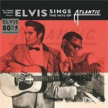 Sings The Hits Of Atlantic - Vinile 7'' di Elvis Presley