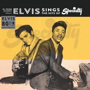 Elvis Presley - Specialty - Vinile 7''