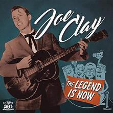 Legend Is Now - Vinile 7'' di Joe Clay