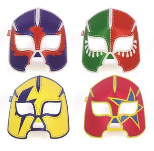 Glowing Mask Wrestler - 2