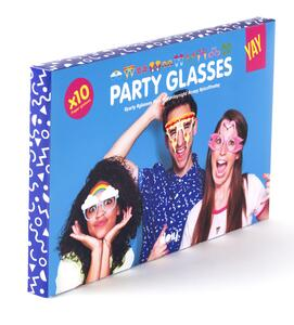 Party Glasses Crazy
