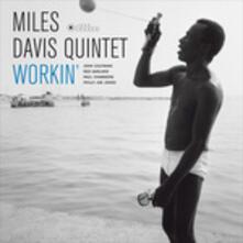 Workin (Hq Deluxe Edition) - Vinile LP di Miles Davis
