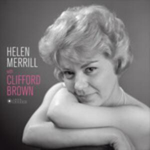 Helen Merrill with Clifford Brown - Vinile LP di Helen Merrill